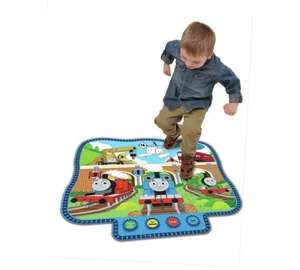 Thomas & Friends Interactive Playmat reduced to £12.99 Argos