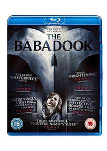 The Babadook - Blu-Ray - £3.09 at Base.com