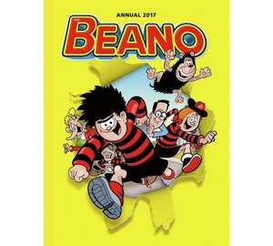 Argos. Beano Annuals now £1