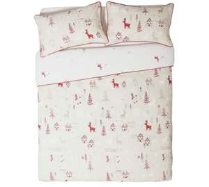 Collection Nordic Christmas Bed in a Bag Set - double  (£9.20) super king size  (£13.20) king size  (18.47) Argos