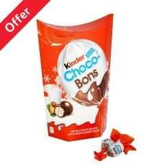 Kinder Choco-Bons 600g for £4! (was 1 x 300g for £3.25, now £2 each with 2 x 300g for £4 offer) @ Tesco