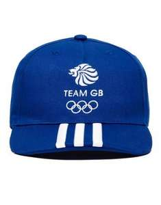 HURRY!!! Team GB Adidas Logo Cap for £3.00 down from £15.00 JD SPORTS