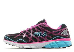 (SIZE 5 ONLY) Fila Dashtech Energized Women's trainers for £5.00, down from £40.00 JD SPORTS