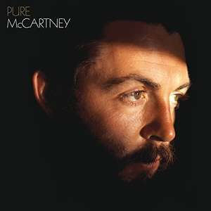 Paul McCartney - Pure (greatest hits) Deluxe CD mistake £7.99 (Prime) / £9.98 (non Prime) at Amazon