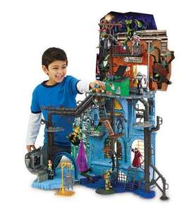 Teenage Mutant Ninja Turtles Secret Sewer Lair Playset - Asda Instore Only