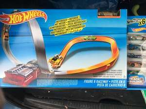 Hot wheels track + 6 cars £8.75 Tesco instore