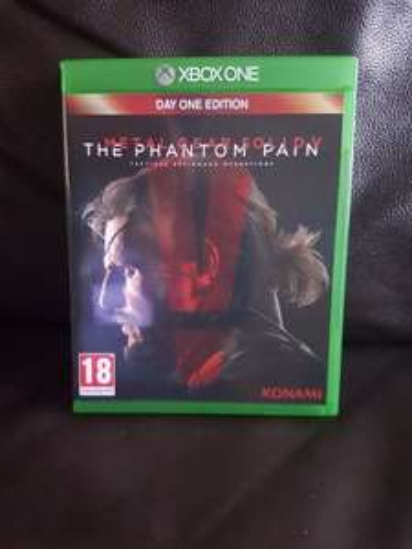 Metal Gear Solid xbox one- Phantom Pain £5 @ Asda -  Pudsey