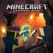 Minecraft PS4 £12.99 from Playstation Store