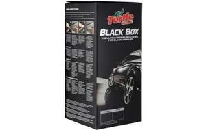 Turtle wax Black box £10.20 @ Halfords - Free c&c