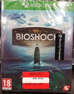 Bioshock: The Collection Xbox One £15 @ Asda Instore