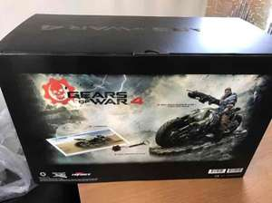 Gears of War Collectors Edition reduced INSTORE and ONLINE at game £49.99 (No game included)