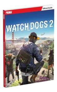 Watch Dogs 2 Strategy Guide Paperback £10.99 delivered from Hive.co.uk