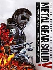 Metal Gear Solid V: The Definitive Experience (Steam) £14.01 (Using Code) @ Greenman Gaming (Includes Free Game)