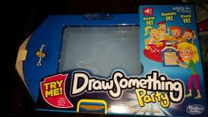 Draw Something Party Game  £8.99 Home Bargains Instore.  rrp £24.99