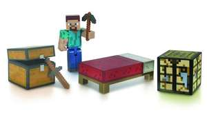 Minecraft Core Player Survival Pack from Amazon - £6 Prime or add £3.99 non Prime