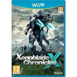 Xenoblade Chronicles X Wii U 24.99 Instore / online @ Smyths Toys