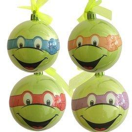 Teenage Mutant Ninja Turtles Christmas Baubles £2 - GAME.CO.UK