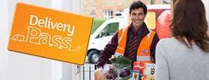 Sainsburys Delivery Passes - £15 off 12 month passes - (Midweek = £15, Anytime = £45)