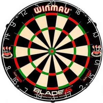 Winmau Blade 5 Dartboard - £19.99 @ Argos