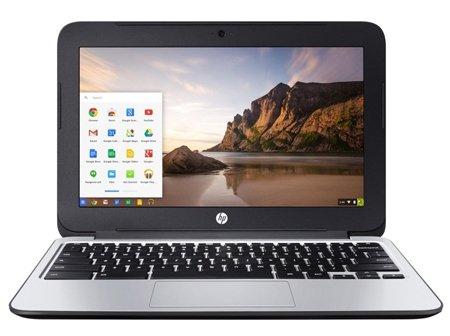4GB RAM HP ChromeBook 11 G4 N2840  16GB SSD 11.6IN £177.44 @ Technoworld