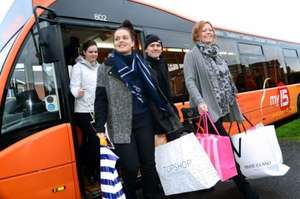 Free TrentBarton bus ride in Nottinghamshire & Derbyshire
