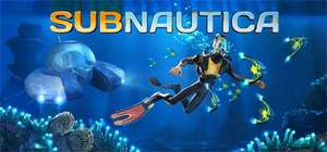 Subnautica PC Steam Game - Early access game £7.49 Cheapest ever