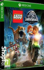 LEGO Jurassic World (Xbox One) £12.86 Delivered @ Shopto