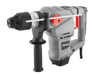 Wickes 1500W SDS Plus Drill for £39.99 (Free C+C)