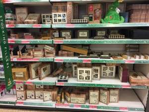 Christmas Gifts, reduced to clear - from £2! instore @ Sainsburys