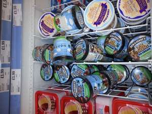 Ben&Jerry's Ice Cream £1.99 @ Heron