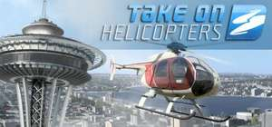 Take On Helicopters £2.39 @ Steam