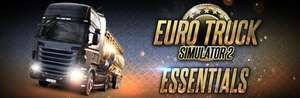 Euro Truck Simulator 2 Essentials £10.93 @ Steam