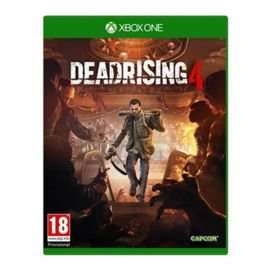 Dead Rising 4 Xbox One £23 @ Tesco Direct (and instore)
