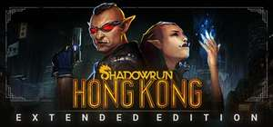 Shadowrun Hong Kong Extended Edition £3.74 @ Steam