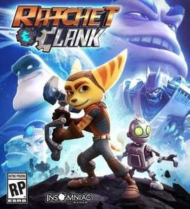 Ratchet & Clank @PSN £12.99 with psn plus  £15.99 without