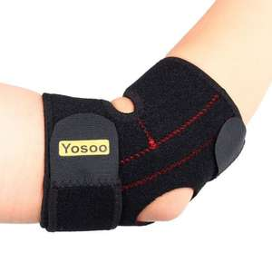 Buy one get one free - Yosoo Adjustable Neoprene Tennis Golfers Elbow Brace Wrap Arm Support Strap Band £11.99 prime or £15.98 non prime Sold by zjchao and Fulfilled by Amazon - BOGOF