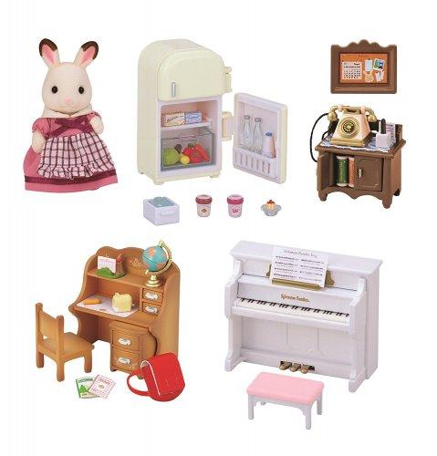Sylvanian Families Classic Furniture Set at Amazon for £13.29 (Prime or add £4.75 non-Prime)