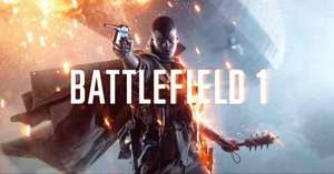 battlefield 1 from the PlayStation store