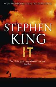 Stephen Kings IT Kindle edition 99p @ Amazon