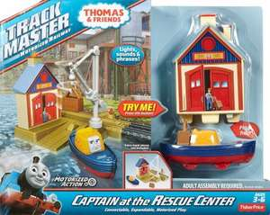 Thomas & Friends Trackmaster Captain Rescue Centre £6.99 instore @ Home Bargains (Wallsend)