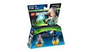 Fantastic Beasts, E.T, Bart Simpson, Gimli & Legolas Lego Dimensions Fun Packs - £6.99 @ Game