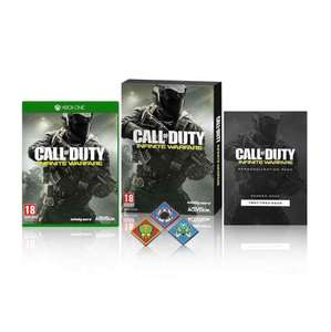 Call Of Duty: Infinite Warfare Standard Edition w/ Extra Content and Pin Badges (Exclusive to Amazon.co.uk) Xbox One £20.67 Used Very Good