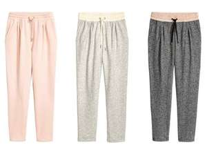 Joggers for £4.87 delivered (using code) at H&M