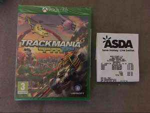 Trackmania Turbo Xbox One £10 instore @ ASDA instore