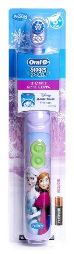 Oral-B Frozen Battery Toothbrush DB3 ~ £2.50 @ Wilko (Free C&C)