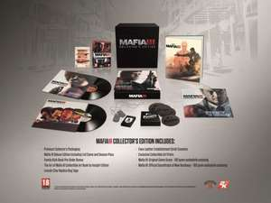 Mafia III (3) - Collector's Edition for PC £54.95 incl. free shipping