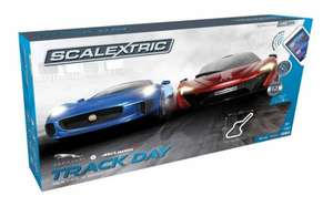 scalextric arc air track day set - £135 amazon