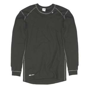 Helly Hansen Kastrup baselayer long sleeve crewneck Lifa 130gsm half price: £8.49 at Screwfix