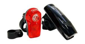 Smart Lunar 60 Lux Front with 1/2 W Rear Bicycle Light Set £14.99 delivered @ Rutland Cycling