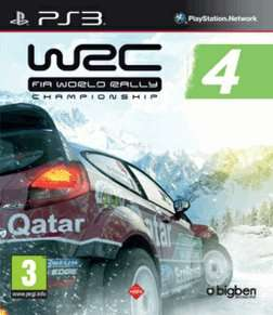 PS3 WRC 4 FIA WORLD RALLY CHAMPIONSHIP @ PSN £3.99